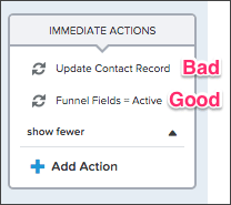 Process Builder Tip: Be specific when labeling actions